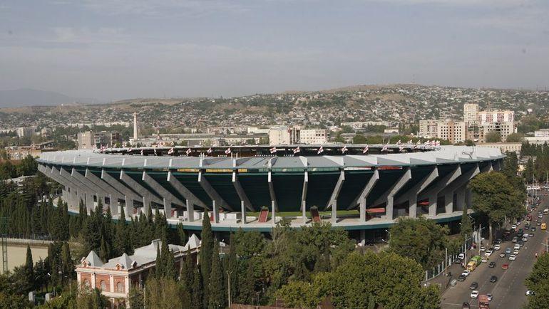 Стадион имени Бориса Пайчадзе. Фото football-stadiums.ru
