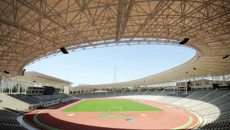 Стадион имени Тофика Бахрамова. Фото AFP