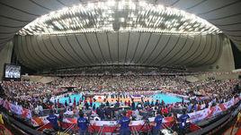 Россия - Япония: ажиотаж перед матчем