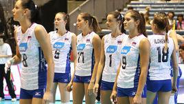 Россиянки готовятся к Аргентине