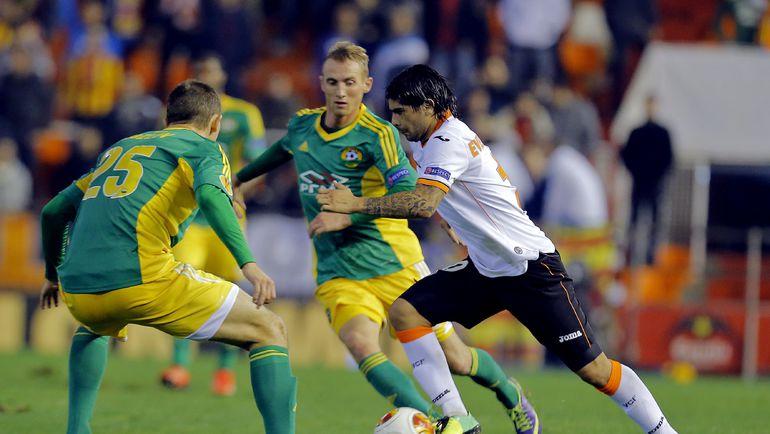 Футбол кубань испания