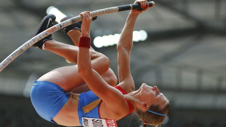 Анжелика СИДОРОВА не без приключений преодолела квалификацию, тем не менее имеет возможность претендовать на медаль. Фото REUTERS