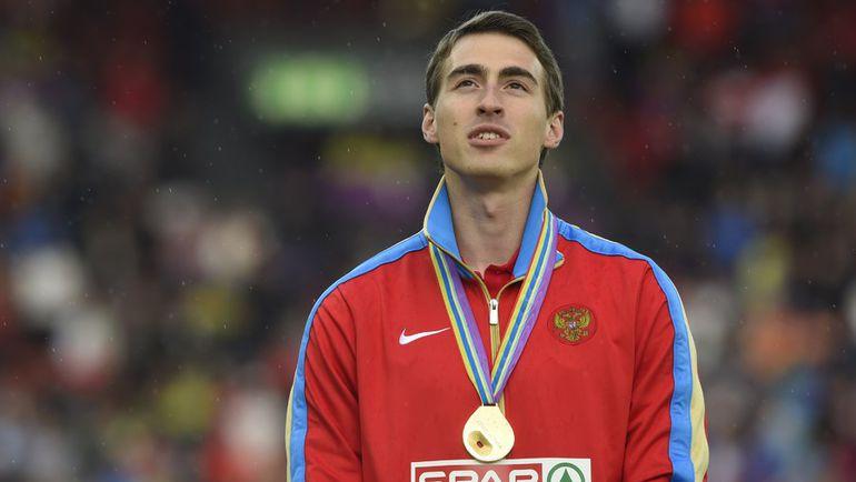 Сергей ШУБЕНКОВ - чемпион Европы-2014. Фото AFP