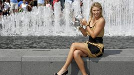 10 нарядов Марии Шараповой на US Open