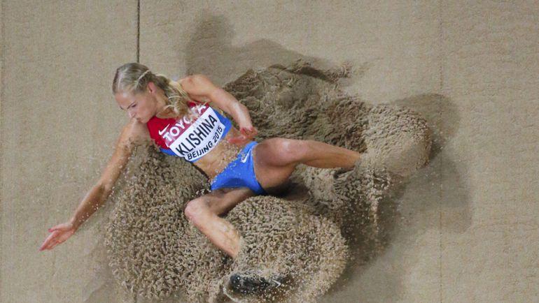 Дарья КЛИШИНА установила свой личный рекорд еще четыре года назад. Фото REUTERS