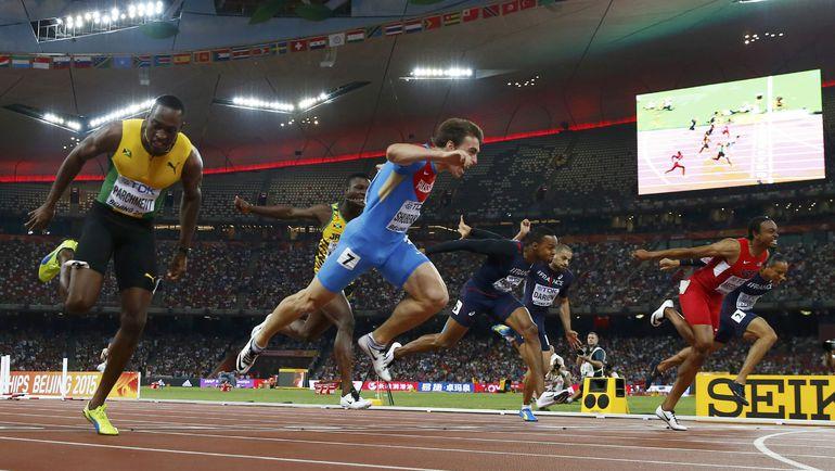 Пятница. Пекин. Золотой финиш Сергея ШУБЕНКОВА. Фото Reuters