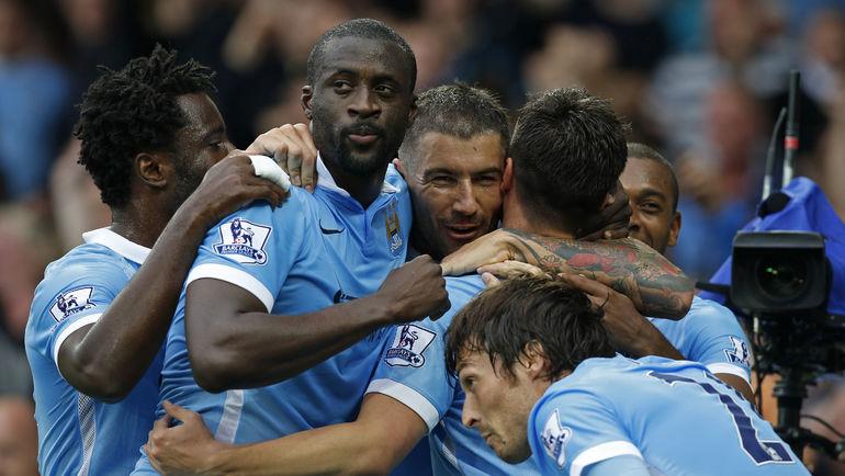 """На фоне сумасшедшего старта """"Манчестер Сити"""" обязан уверенно переигрывать """"Уотфорд"""". Фото REUTERS"""