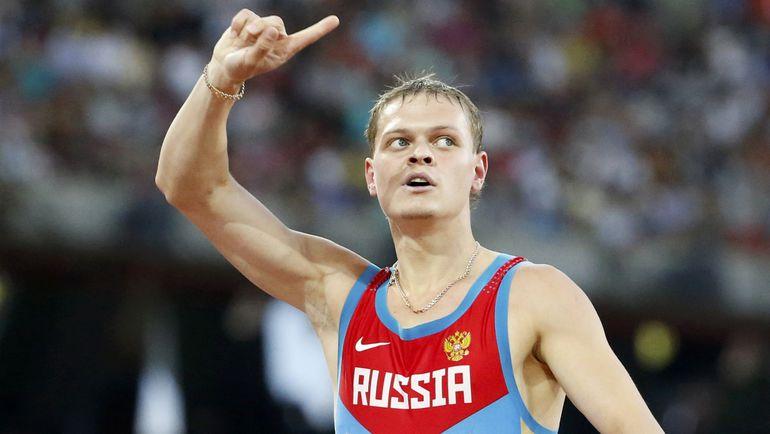 Серебряный призер ЧМ-2015 на дистанции Денис КУДРЯВЦЕВ должен помочь сборной в эстафете 4х400 м. Фото REUTERS