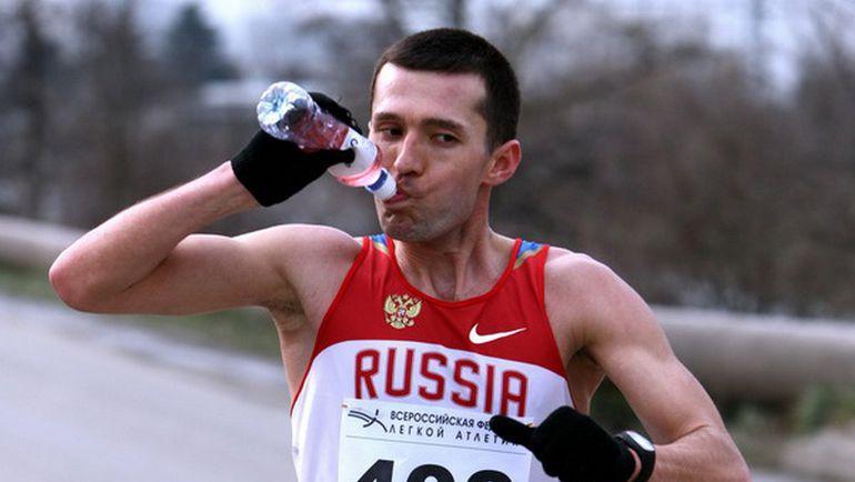 Александр ЯРГУНЬКИН. Фото rusathletics.com