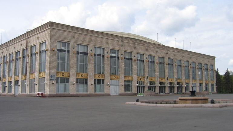 "Ледовый дворец ""Лужники"". Фото wikipedia.org"