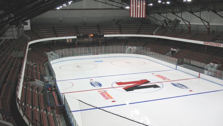Matthews Arena в Бостоне. Фото wikipedia.org