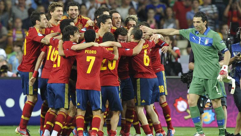 Прогноз чемпионата европы по футболу 2012