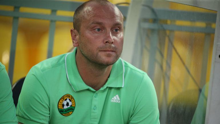 Дмитрий ХОХЛОВ. Фото Виталий ТИМКИВ