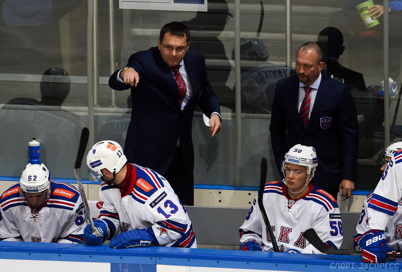 Двукратный олимпийский чемпион Александр Кожевников: Тихонову нужно перейти Рубикон Хоккей. КХЛ