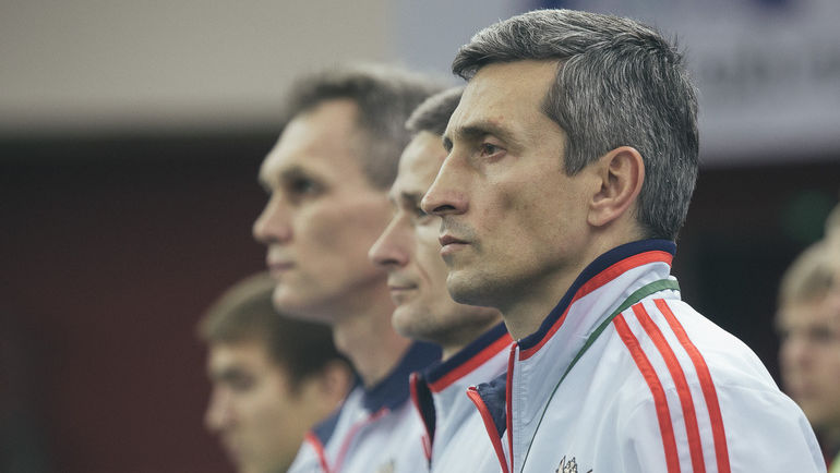Дмитрий ХОМУХА. Фото Кристина КОРОВНИКОВА