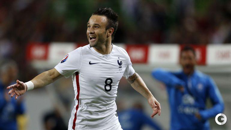 Португалия - Франция - 0:1.