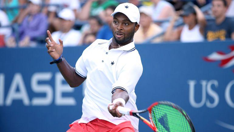 Суббота. Нью-Йорк. Дональд ЯНГ - один из шести представителей США в четвертом круге US Open-2015. Фото AFP