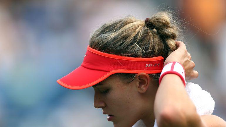 Эжени БУШАР отказалась выходить на матч парного разряда, оставив Елену Веснину ни с чем. Фото AFP