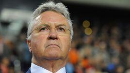 Летом 2014 года Гус ХИДДИНК во второй раз возглавил сборную Голландии, но не проработал у руля национальной команды и года.