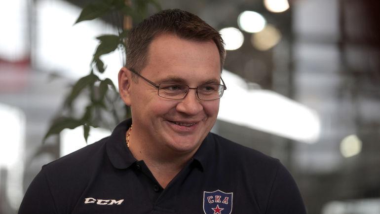 Очередное поражение может дорого обойтись главному тренеру СКА Андрею НАЗАРОВУ. Фото Кристина Коровникова