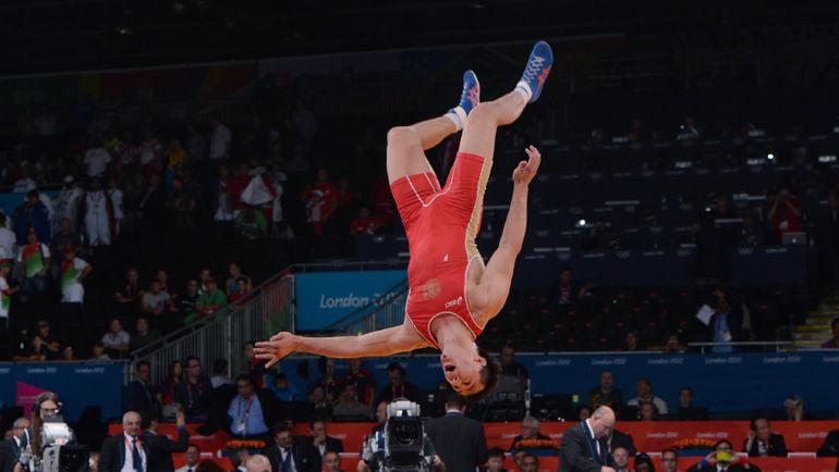 Роман ВЛАСОВ после Олимпийских игр в Лондоне не одерживал больших побед. Фото AFP
