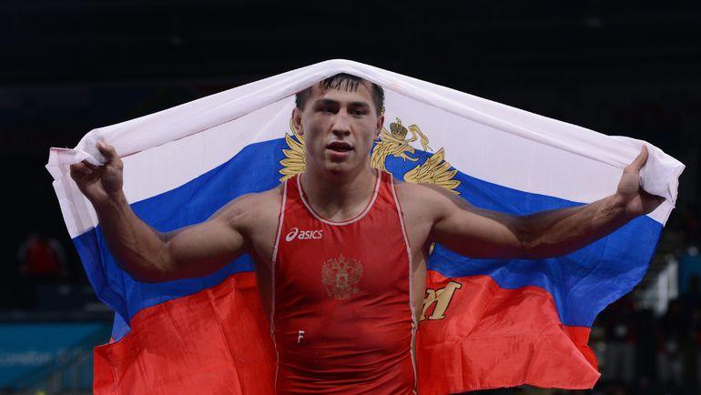 Отсутствие Михаила Мамиашвили не помешало Роману ВЛАСОВУ победить в Лас-Вегасе. Фото AFP