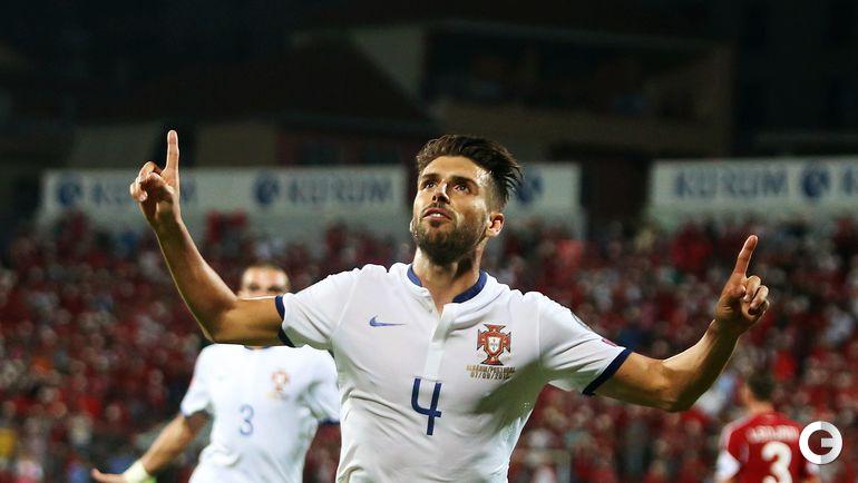 Албания - Португалия - 0:1.
