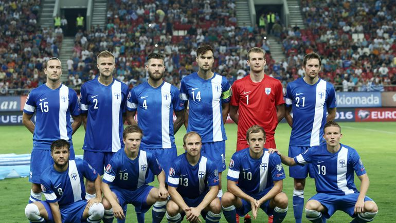 Финляндии сборная по футболу
