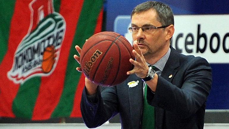 Сергей БАЗАРЕВИЧ. Фото Никита УСПЕНСКИЙ, «СЭ»