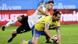 Сегодня. Стокгольм. Швеция – Австрия – 1:4. Александр ДРАГОВИЧ и австрийская сборная разгромили шведов под предводительством Златана ИБРАГИМОВИЧА и вышли на Euro-2016.