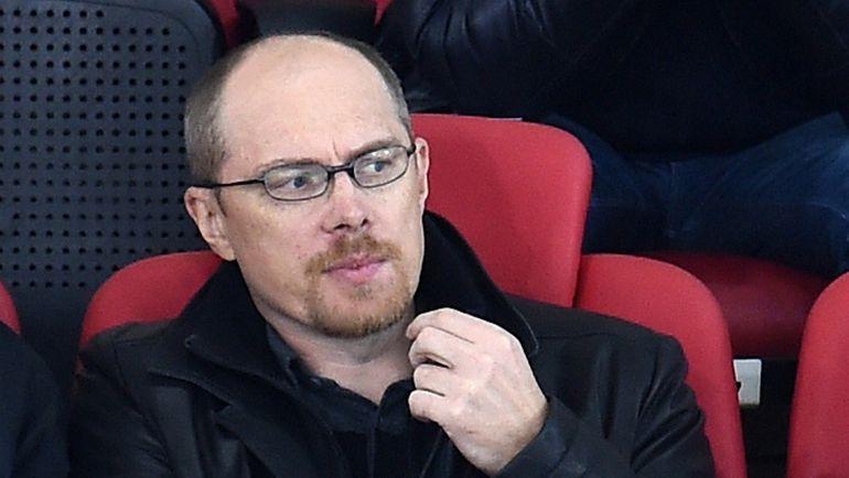 Александр ХАВАНОВ. Фото Владимир БЕЗЗУБОВ, photo.khl.ru