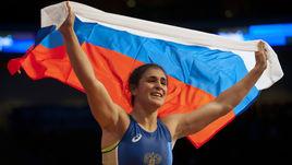 Среда. Лас-Вегас. Наталья ВОРОБЬЕВА взяла золото на ЧМ-2015.