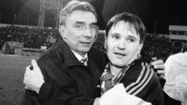Георгий ЯРЦЕВ и Дмитрий АЛЕНИЧЕВ.