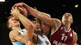 Россия разгромила Боснию и вылетела с чемпионата Европы
