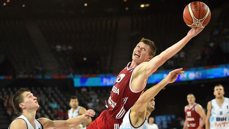 Андрей ВОРОНЦЕВИЧ. Фото AFP