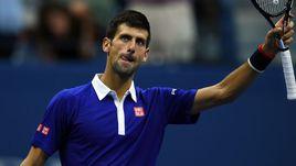 Пятница. Нью-Йорк. Новак ДЖОКОВИЧ в шестой раз в карьере вышел в финал US Open.