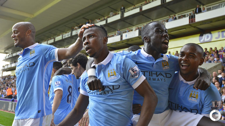 """Кристал Пэлас"" – ""Манчестер Сити"" – 0:1."