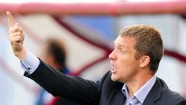 Виктор ГОНЧАРЕНКО вошел в тренерский штаб ЦСКА.