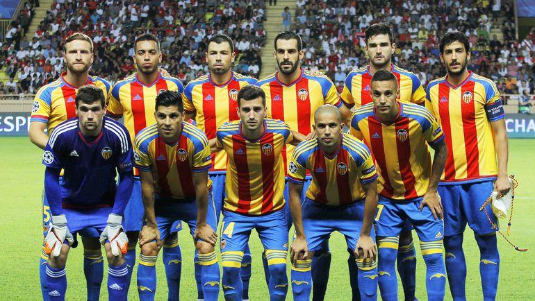 """25 августа. Монако. """"Монако"""" – """"Валенсия"""" – 2:1. Испанская команда прошла дальше благодаря победе в первой встрече на своем поле со счетом 3:1. Фото AFP"""