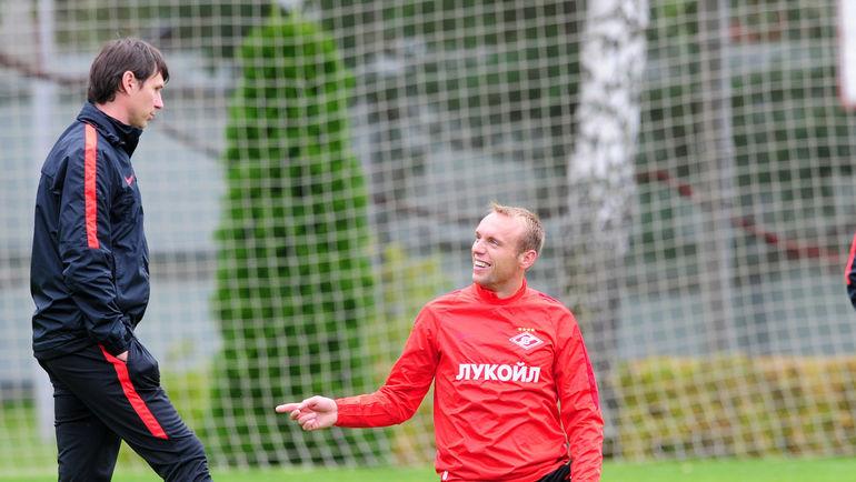 Егор Титов и Денис Глушаков