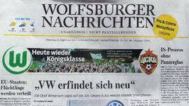 Wolfsburger Nachrichten.