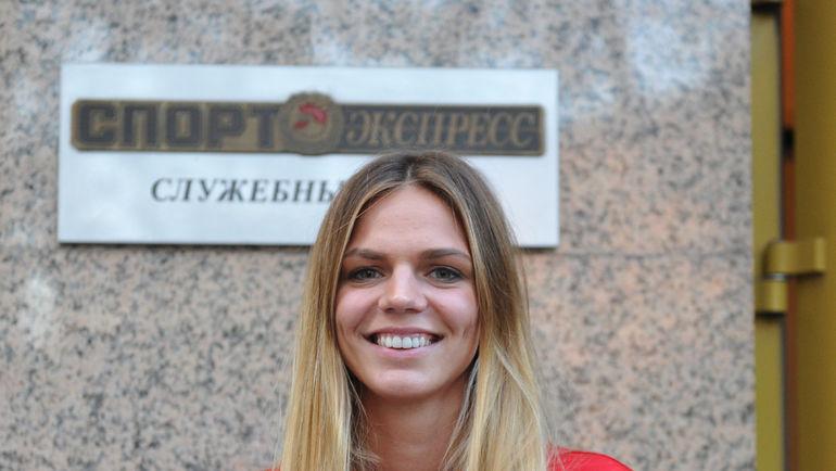 """Юлия ЕФИМОВА во время отпуска не соблюдает диету. Фото Никита УСПЕНСКИЙ, """"СЭ"""""""