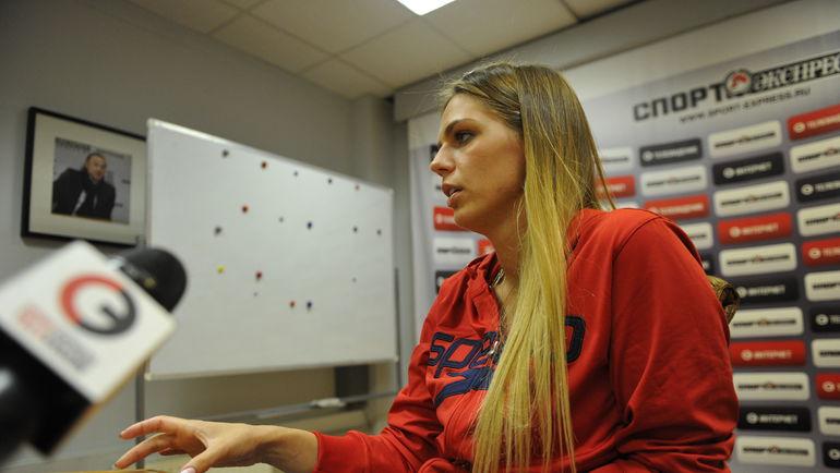 """В США Юлия ЕФИМОВА платит за квартиру 2300 долларов в месяц. Фото Никита УСПЕНСКИЙ, """"СЭ"""""""