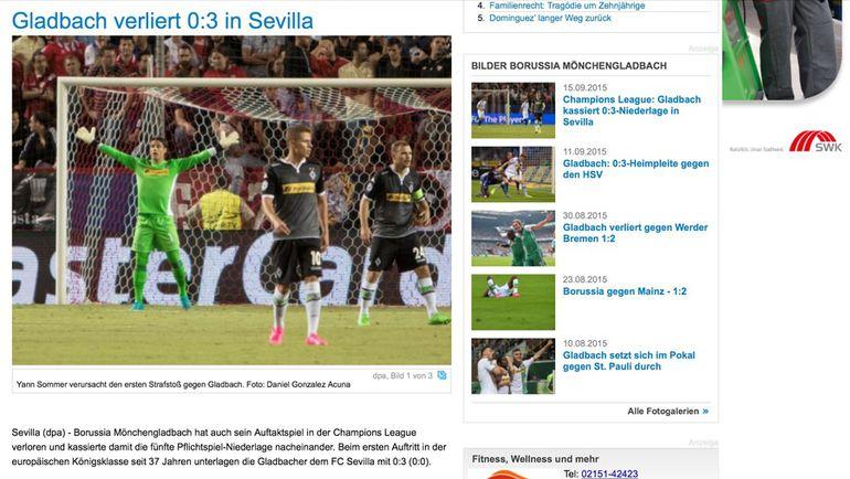 Westdeutsche Zeitung.