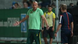 Дмитрий ХОХЛОВ уволен с поста главного тренера