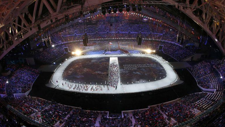 Олимпийские игры в Сочи: зимние, жаркие, наши. Фото REUTERS