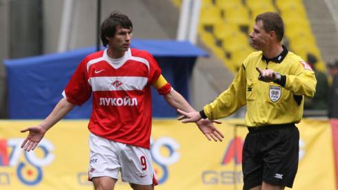 2006 год. Егор ТИТОВ и Юрий БАСКАКОВ. Фото Александр ФЕДОРОВ, «СЭ»