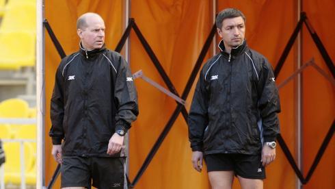 2006 год. Александр КОЛОБАЕВ (слева) и Альмир КАЮМОВ. Фото Алексей ИВАНОВ, «СЭ»