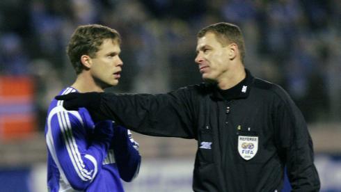 2005 год. Юрий БАСКАКОВ и Владислав РАДИМОВ. Фото Александр ВИЛЬФ