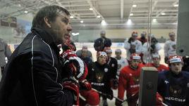 В этом сезоне главный тренер сборной Олег ЗНАРОК намерен проверить в Евротуре ограниченный круг кандидатов.